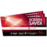 EVENT CINEMAS NATIONAL SCREEN SAVERS 2 ADULT PASSE