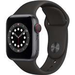 APPLE WATCH SERIES 6 40MM SPACE GREY ALUMINIUM CAS