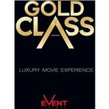 EVENT CINEMAS GOLD CLASS - 2 ADULT PASSES