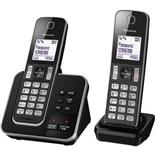 PANASONIC DIGITAL CORDLESS PHONE AND ANSWERING SYS