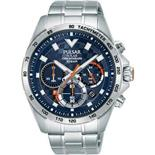 PULSAR MEN'S SOLAR CHRONOGRAPH SPORTS WATCH